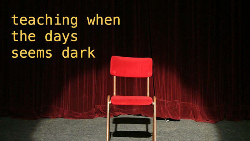 Teaching-Dark-Days